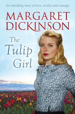 Book cover for The Tulip Girl