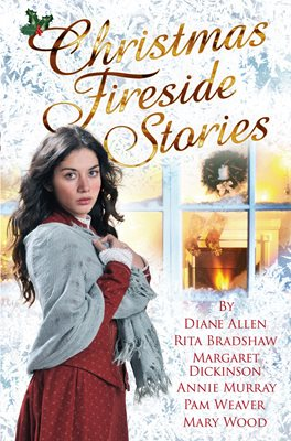 Book cover for Christmas Fireside Stories