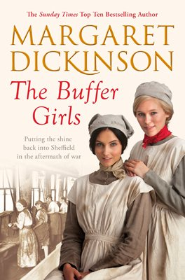 Book cover for The Buffer Girls