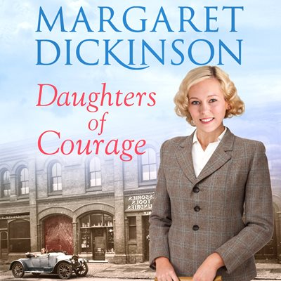 Book cover for Daughters of Courage