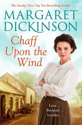 Book cover for Chaff Upon the Wind