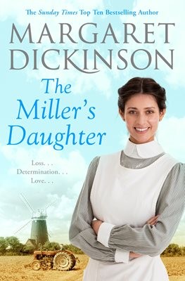 Book cover for The Miller's Daughter