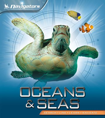 Book cover for Navigators: Oceans and Seas