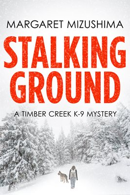 Book cover for Stalking Ground
