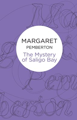 Book cover for The Mystery of Saligo Bay