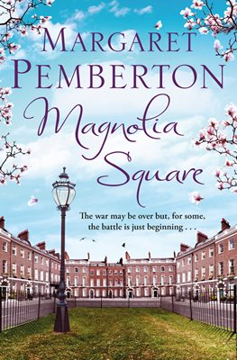 Book cover for Magnolia Square
