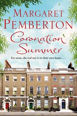 Book cover for Coronation Summer
