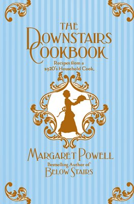 Book cover for The Downstairs Cookbook