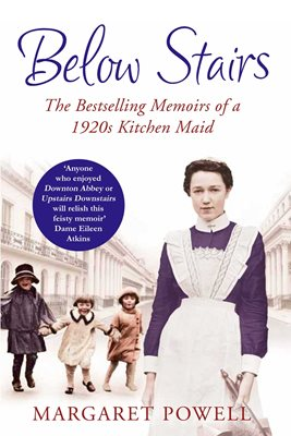 Book cover for Below Stairs