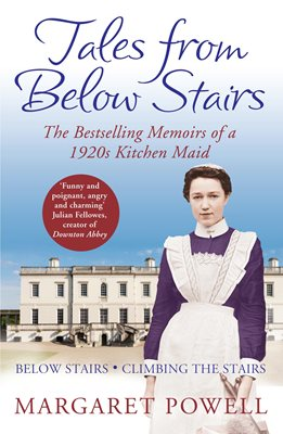 Book cover for Tales From Below Stairs