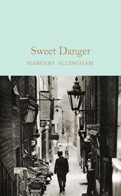 Book cover for Sweet Danger
