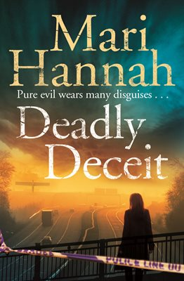 Book cover for Deadly Deceit