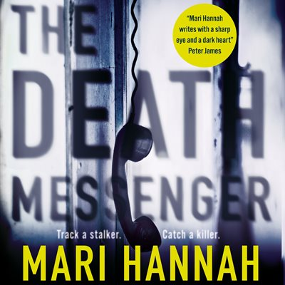 Book cover for The Death Messenger