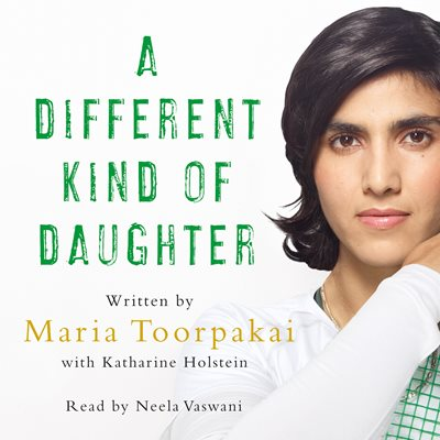 Book cover for A Different Kind of Daughter