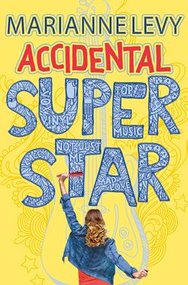 Book cover for Accidental Superstar