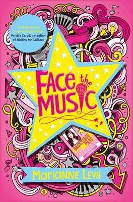 Book cover for Face The Music