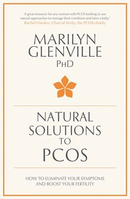 Book cover for Natural Solutions to PCOS