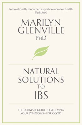 Book cover for Natural Solutions to IBS