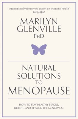 Book cover for Natural Solutions to Menopause
