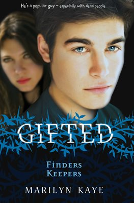 Book cover for Gifted: Finders Keepers