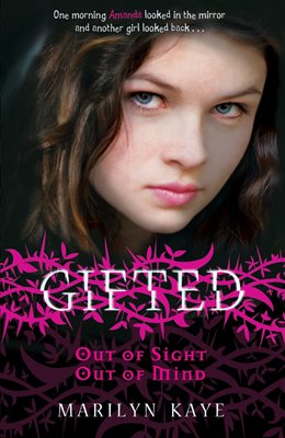 Book cover for Gifted: Out of Sight, Out of Mind
