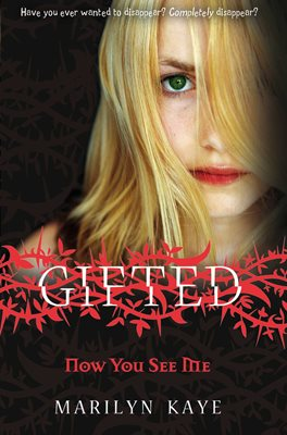 Book cover for Gifted: Now You See Me