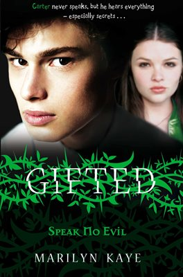 Book cover for Gifted: Speak No Evil