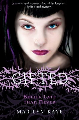 Book cover for Gifted: Better Late than Never