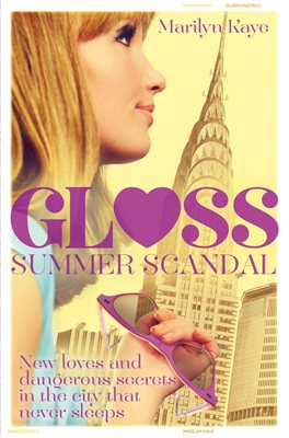Book cover for Gloss: Summer Scandal