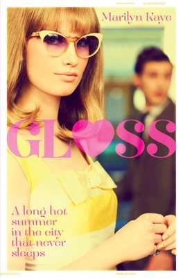 Book cover for Gloss