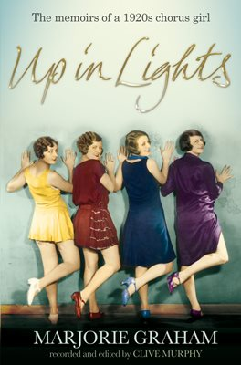 Book cover for Up in Lights