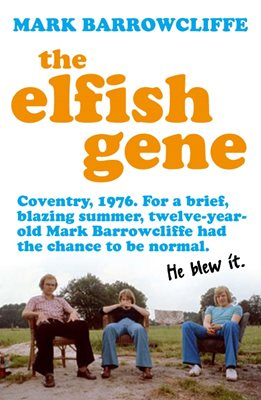 Book cover for The Elfish Gene