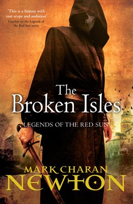 Book cover for The Broken Isles