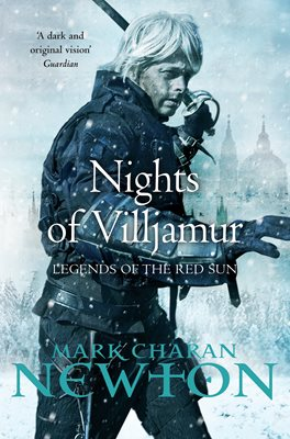 Book cover for Nights of Villjamur