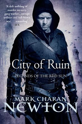 Book cover for City of Ruin