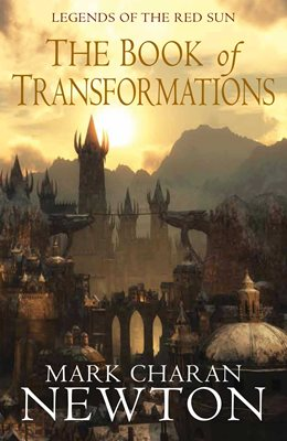 Book cover for The Book of Transformations