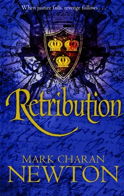 Book cover for Retribution
