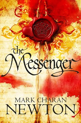 Book cover for The Messenger