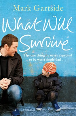 Book cover for What Will Survive