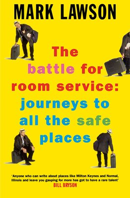 Book cover for The Battle for Room Service