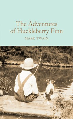 the urge to call the author in the novel the adventures of huckleberry finn by mark twain There was no sense that a great american novel had landed on the literary world  of 1885  literture comes from one book by mark twain called 'huckleberry finn '   mark twain is doing the kind of writing only hemingway can do better  i  couldn't really follow ''the adventures of huckleberry finn.