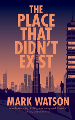 Book cover for The Place That Didn't Exist