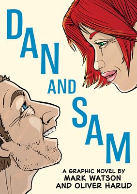 Book cover for Dan and Sam