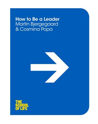 Book cover for How to be a Leader