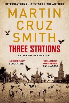 Book cover for Three Stations