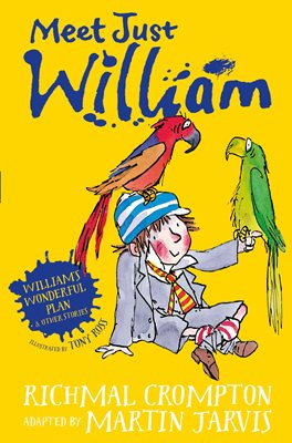 Book cover for William's Wonderful Plan and Other...