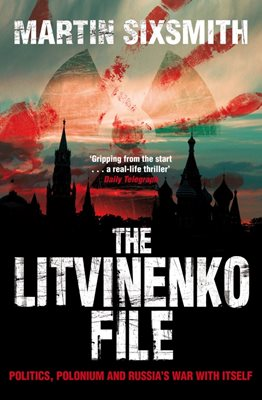 Book cover for The Litvinenko File