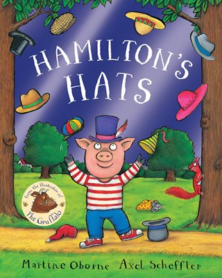 Book cover for Hamilton's Hats