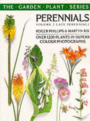 Perennials Vol 2: Late Peren