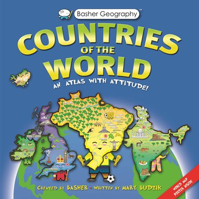 Book cover for Basher Countries of the World